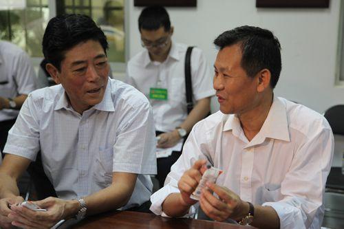 海南省政协主席于迅率中小企业发展情况视察团走进南国