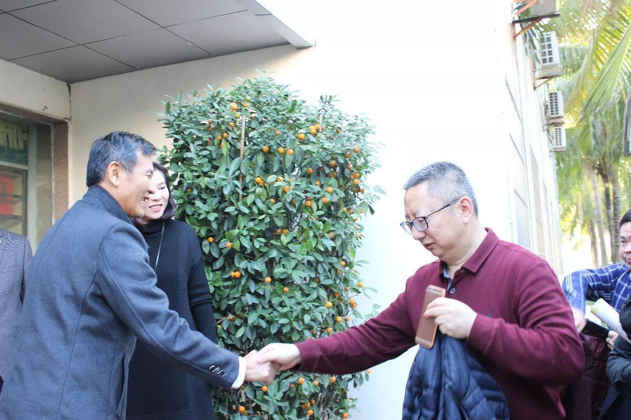 备受称赞!中国旅游协会莅临南国集团指导参观