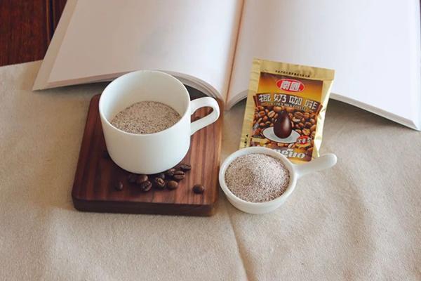 南国椰奶咖啡