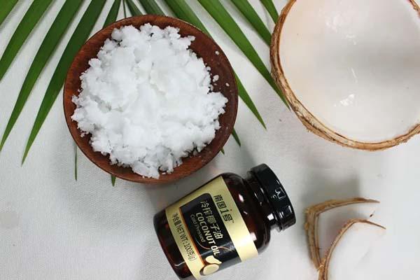 南国冷榨椰子油