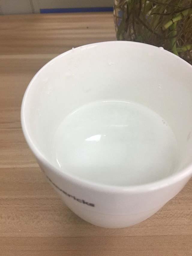 椰子粉冲泡方法