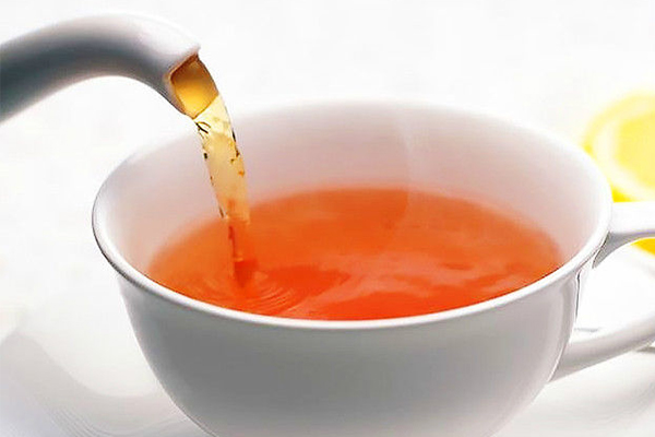 红茶搭配纯椰子粉