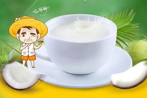 超丰富的高钙椰子粉花式吃法!味蕾和营养的双满足!