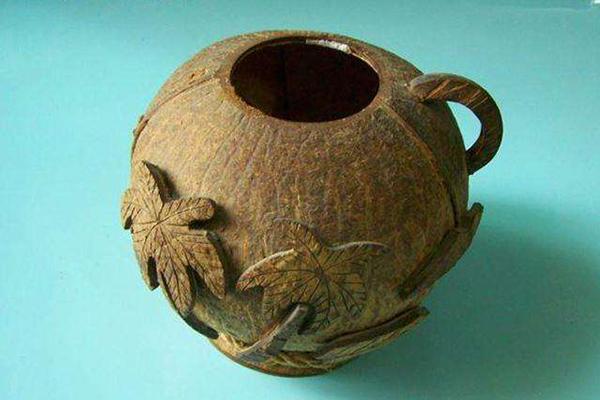 海南特产椰雕特产