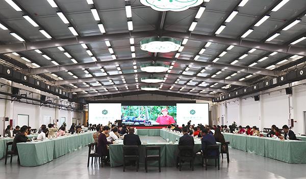 凝心聚力 南国健康产业园为海南椰子产业发声