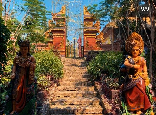海南旅游景点-巴厘村