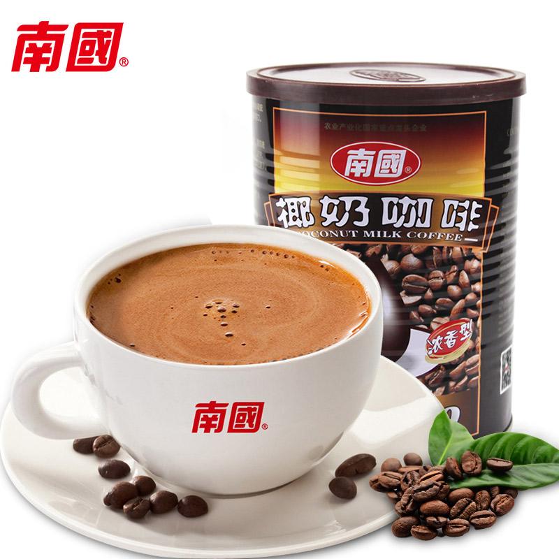 固体饮料浓香型椰奶咖啡
