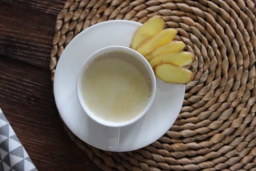 生姜椰子粉适合小孩子饮用么?