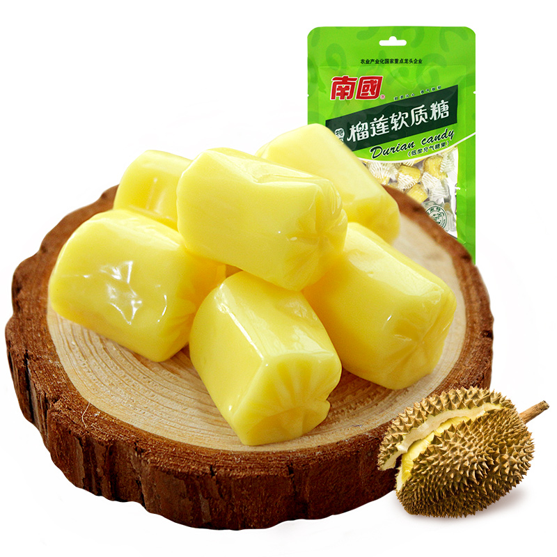 榴莲软质糖