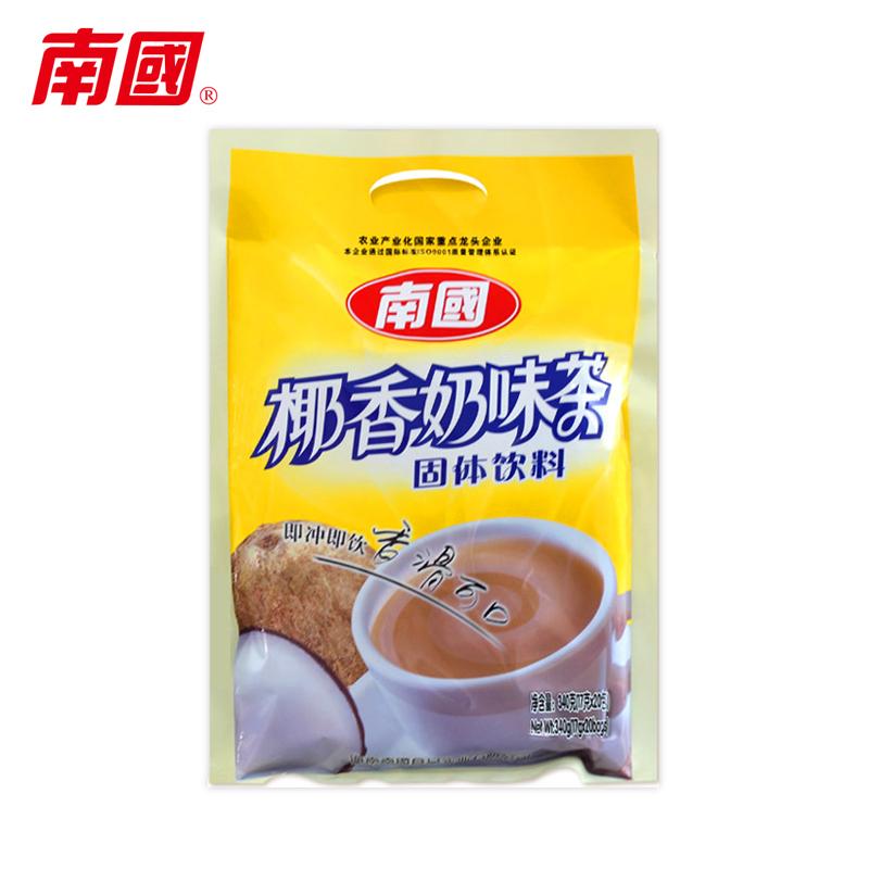 南国固体饮料-椰香奶茶