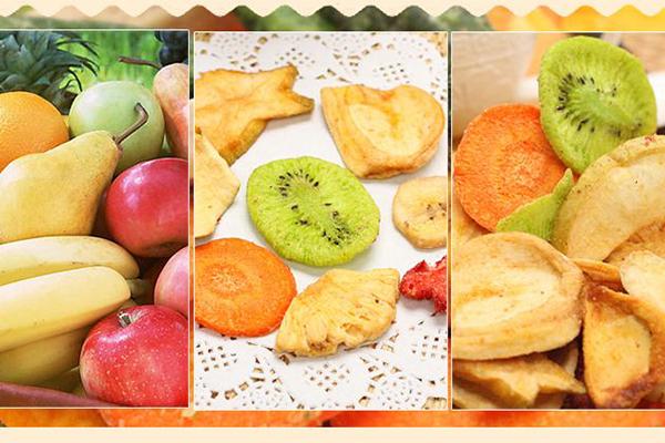 天然果蔬干搭配吃法 每一天都离不开天然果蔬干