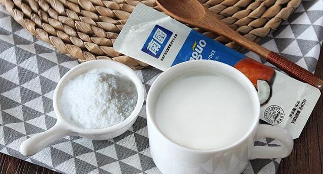 原浆椰子粉搭配吃法