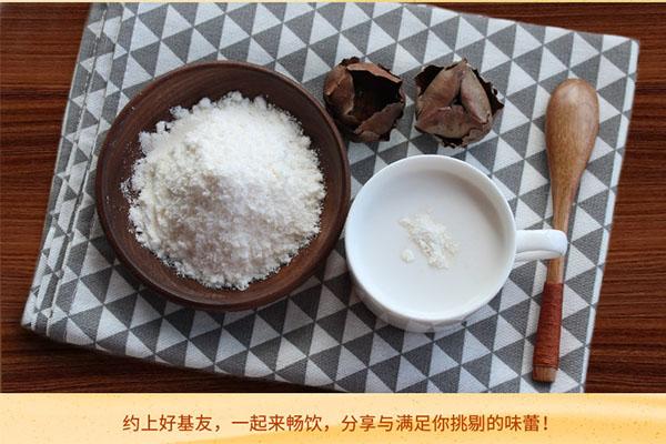 原浆椰子粉有什么好处