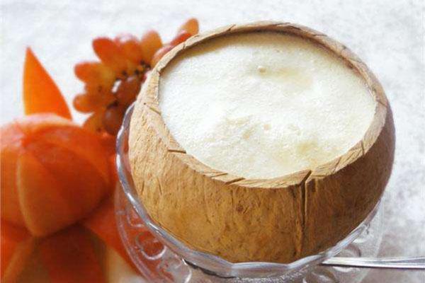 原浆椰子粉都有哪些作用