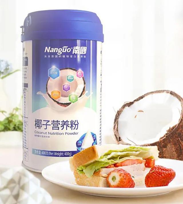 南国营养椰子粉