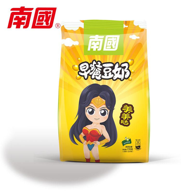南国固体饮料-早餐豆奶粉