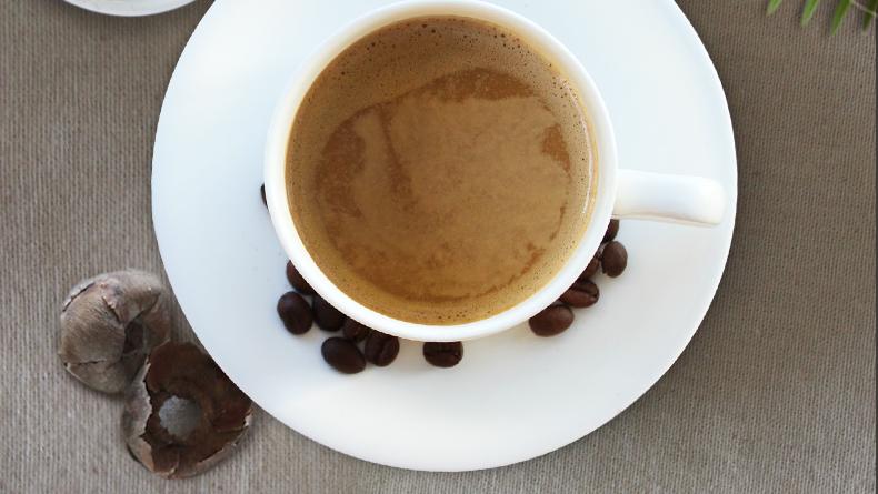 椰奶咖啡-2