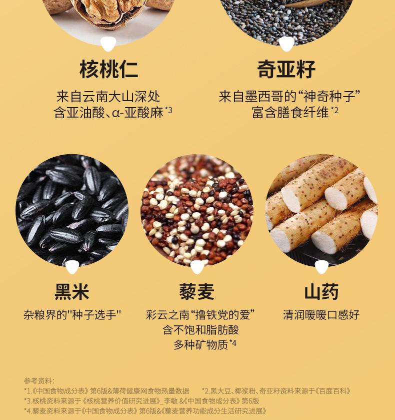 芝麻核桃黑豆代餐粉-6